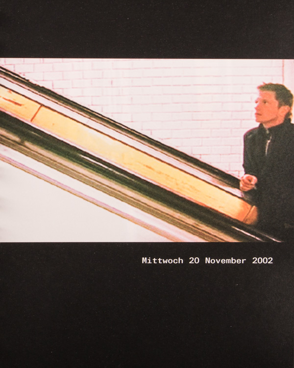 Picture from Dirk Schönberger in November 2002.