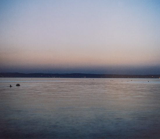 Picture at Siofok Balaton Lake in 2008.