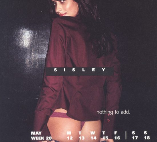 Picture from Sisley in May 2003.